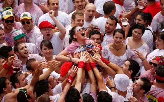 Festivalul de la Pamplona24