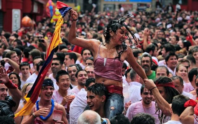 Festivalul de la Pamplona25