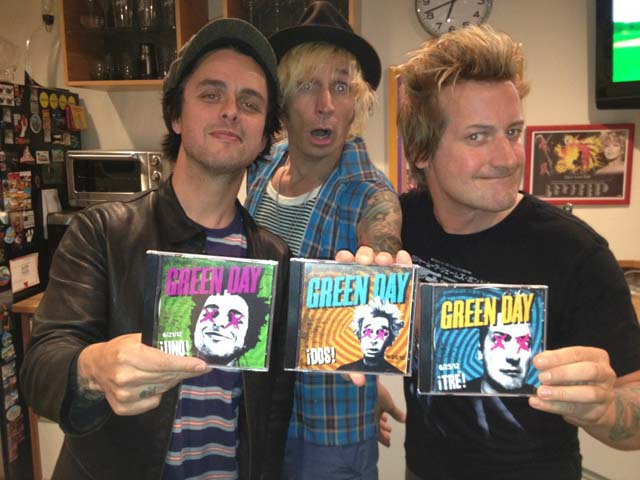 Green Day - iuno_idos_itre