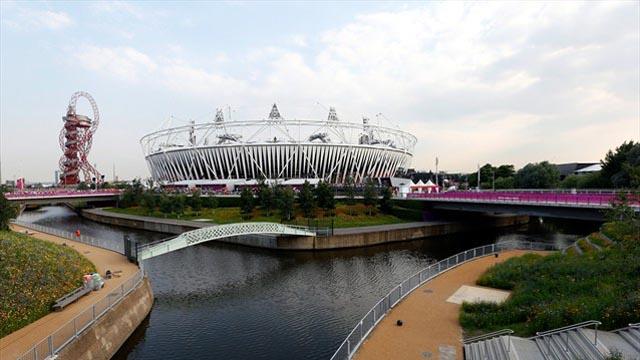 Parcul Olimpic Londra 2012