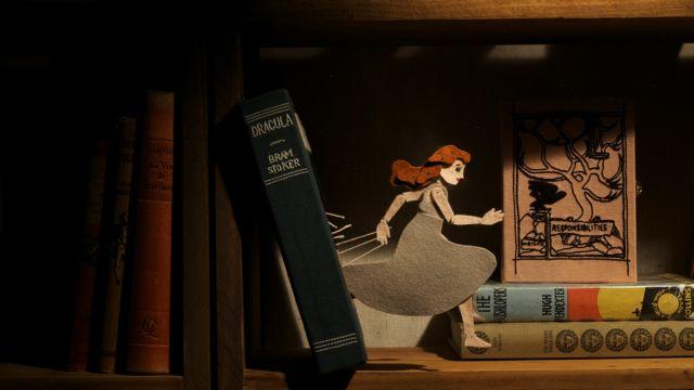 Poveste de dragoste pentru bibliofili
