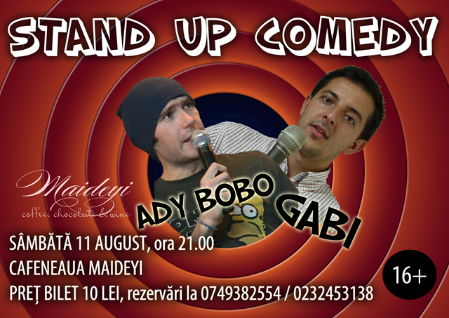 Stand Up Comedy Maideyi