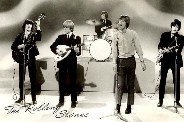 The Rolling Stones, aprilie 1964