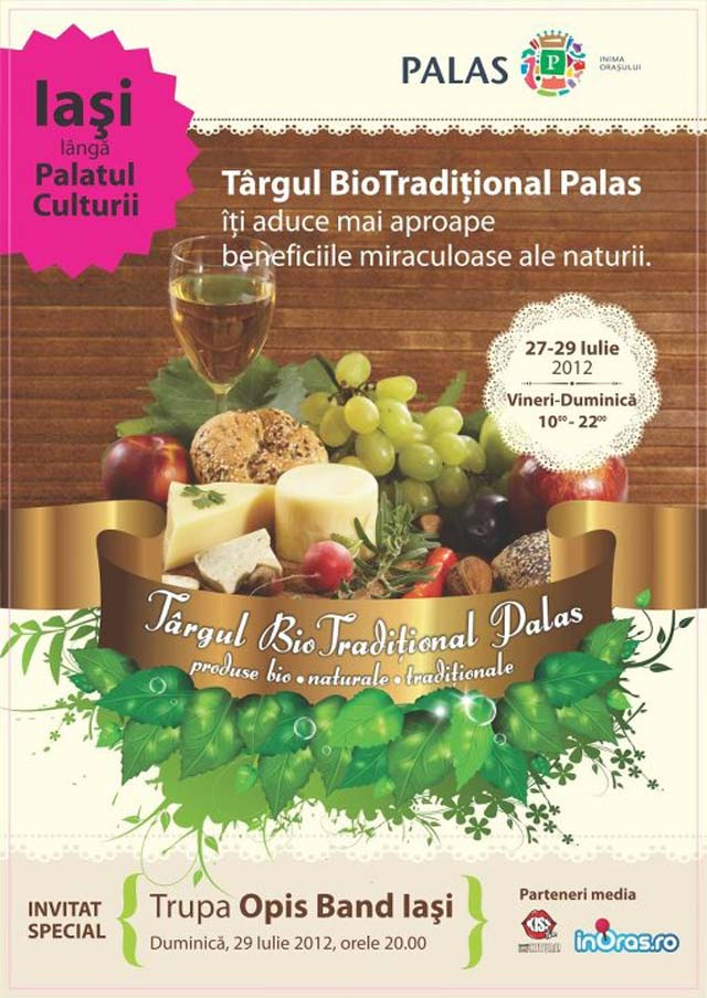 Tirgul Bio Traditional Palas