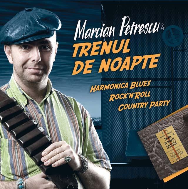 Turneu - Marcian Petrescu si Trenul de Noapte
