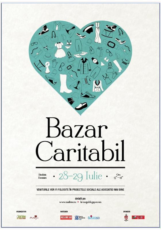 bazar caritabil - acaju