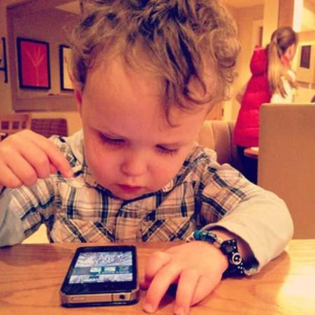 iSon - Noah, fiul lui Matt Brian