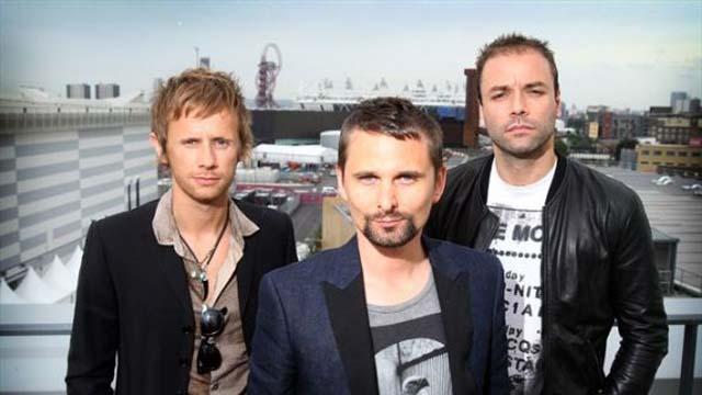 muse survival - cintec oficial JO Londra 2012