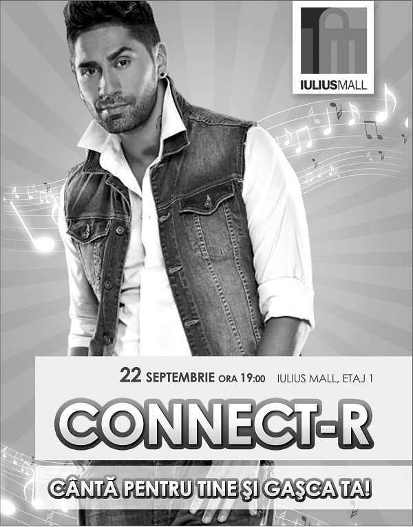 Connect-R la Iulius Mall/ 22 septembrie 2012