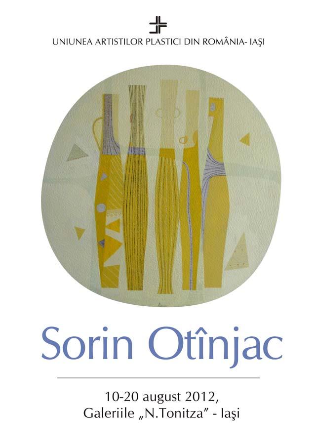 Expozitia Sorin Otinjac
