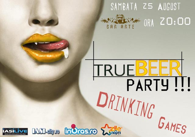 True beer party - arte bar