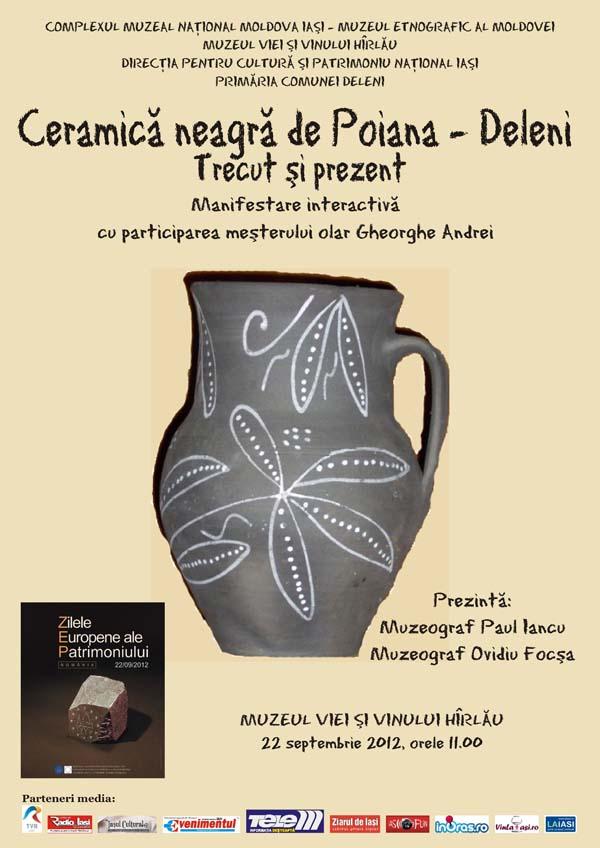 Harlau_2012_afis expo ceramica