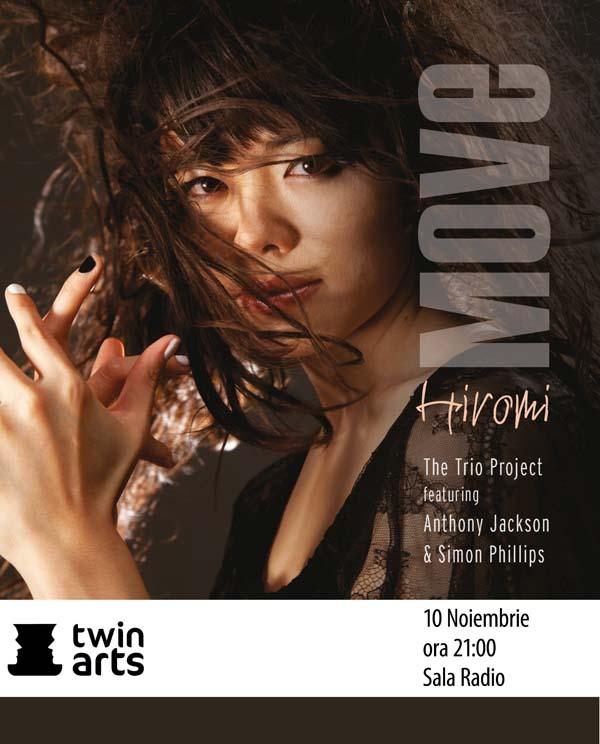 Hiromi Poster