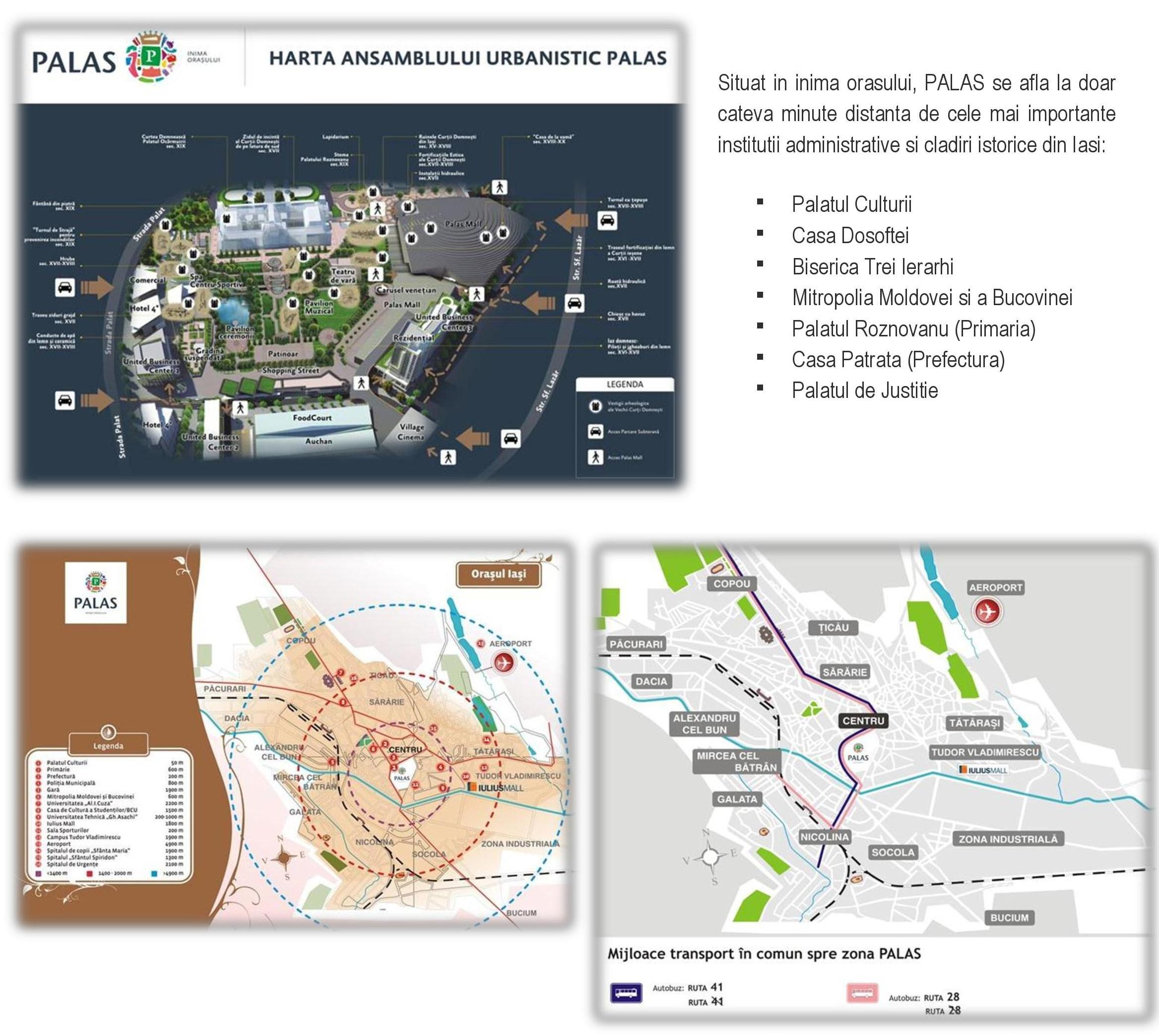 Locatia eveniment - Iasi Business Days 2012