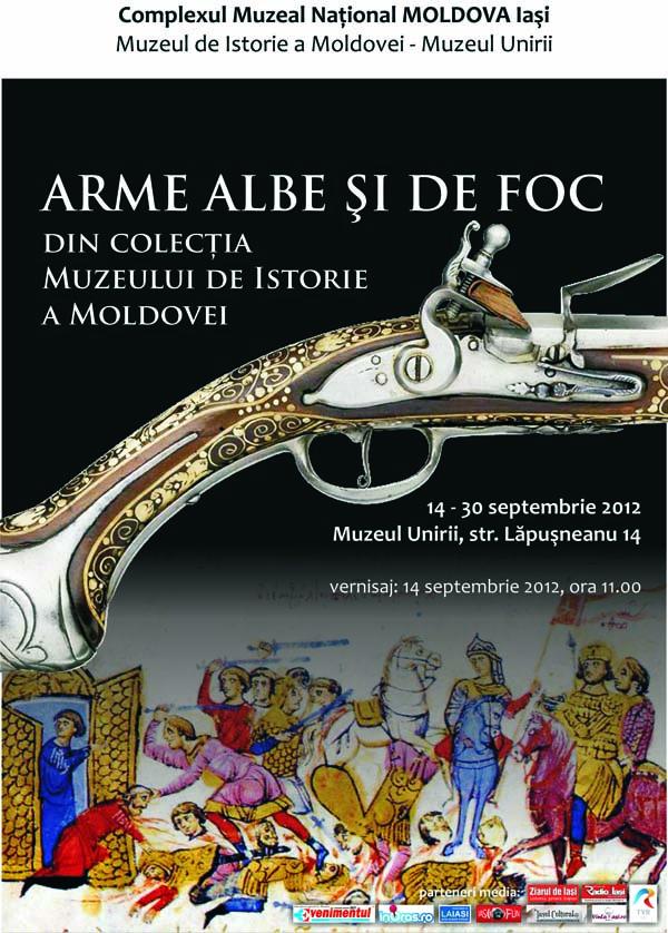 Expozitia Arme albe și de foc