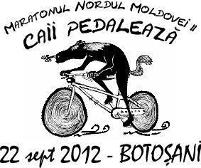 maratonul nordul modovei cai pedaleaza 22 septembrie 2012 botosani