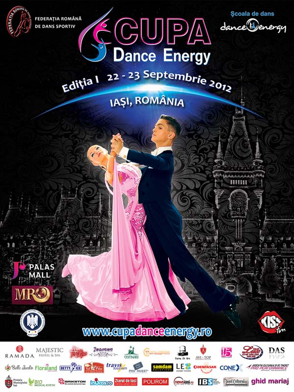 cupa dance energy