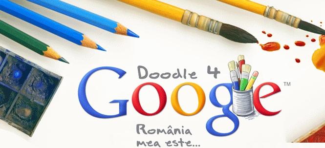 doodle 4 google romania copii 2012