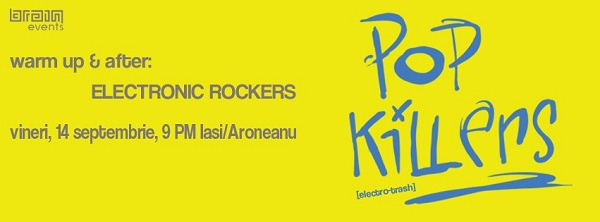 pop killers la aroneanu