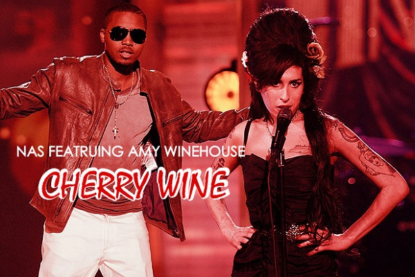Nas - Cherry Wine ft. Amy Winehouse (VIDEO)