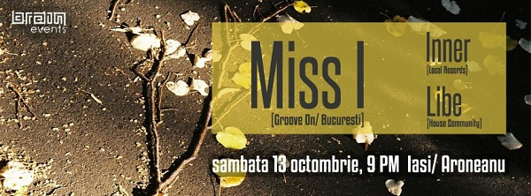 Final party cu Miss I/ 13 octombrie 2012