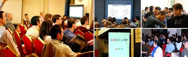 Conferinta IT CodeCamp la Iasi/ 10 noiembrie 2012