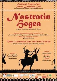 "Spectacolul ""Nastratin Hogea"" de la FITPT/ 12 octombrie 2012"