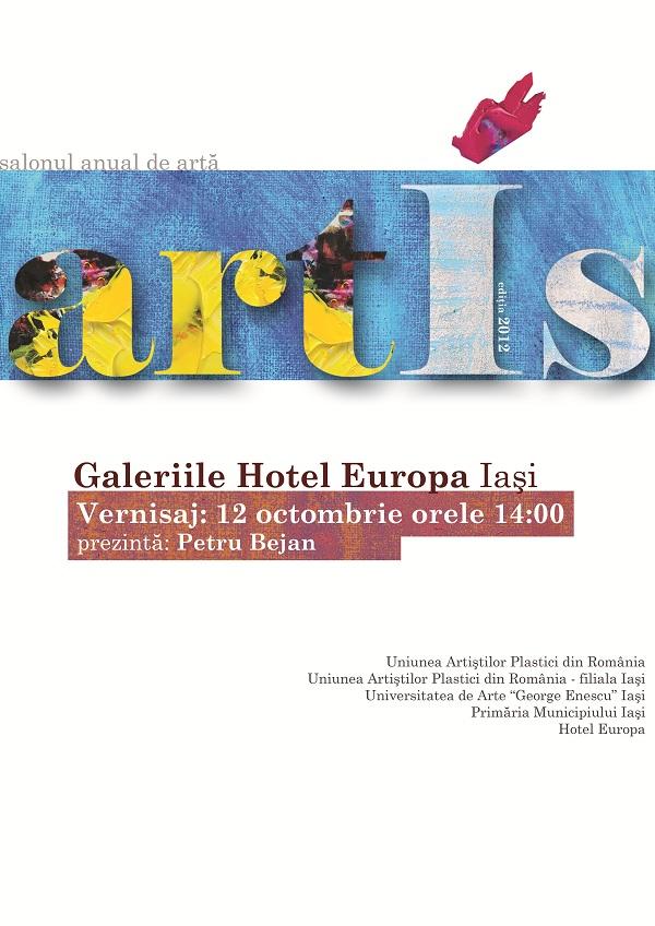 Salonul ARTIS 2012/ 12 octombrie 2012
