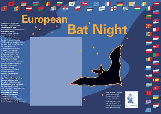 Noaptea Europeana a Liliecilor, la Iasi/ 13 octombrie 2012