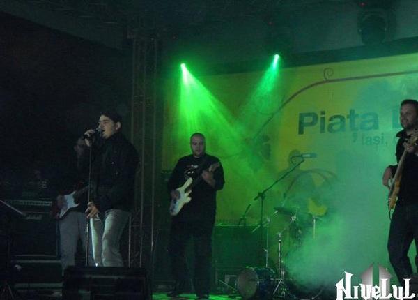 Concert Nivelul II in Taverna iasi