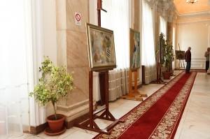 Expozitie Galeriile Dana la Palatul Roznovanu 2