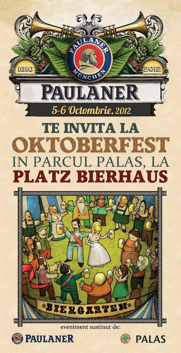 Oktoberfest la Palas