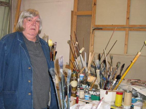 """Vladimir Setran expune la Galeriile de Arta """"Dana""""/ 23 octombrie - 10 noiembrie"""