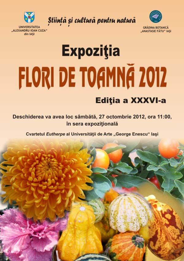 expozitia flori de toamna 2012