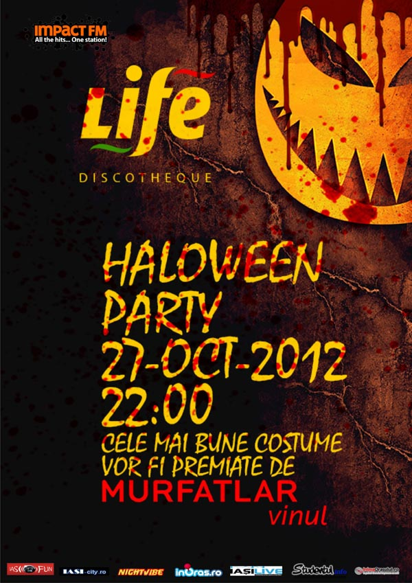 haloween party_life discoteque