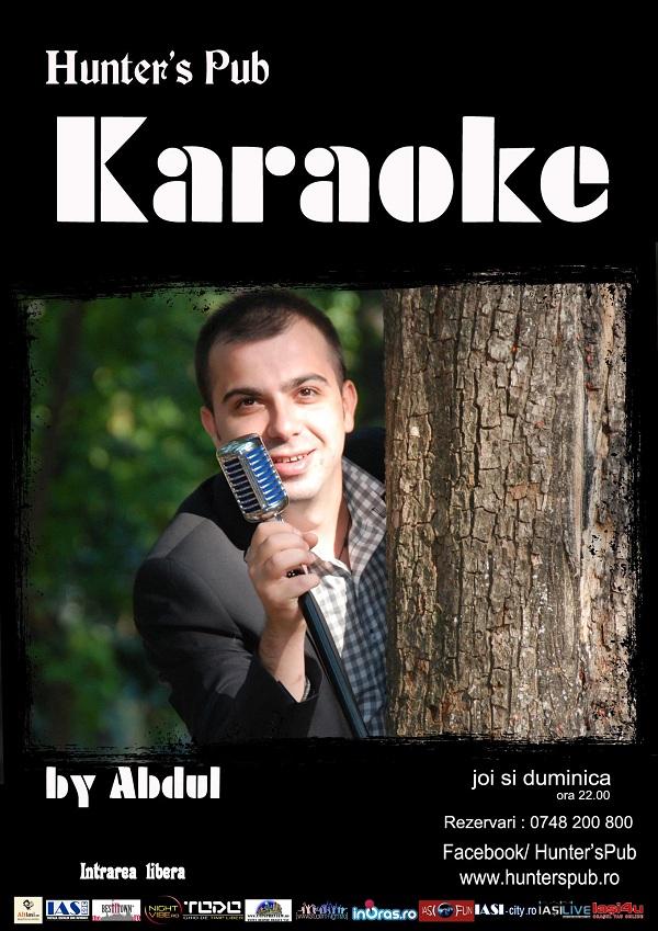 Karaoke in fiecare joi si duminica/ Studentii au talent!