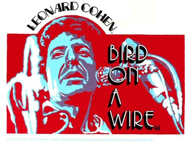 """Leonard Cohen"" (2010, regia: Tony Palmer, 106 min.)"