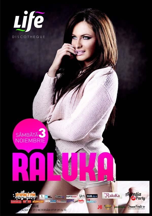 Raluka - Life Discotheque
