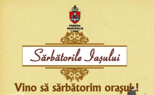 Sarbatorile Iasului 2012 logo