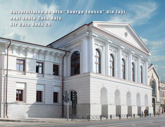 """Recitalul de violoncel - DAVID POPPER/ 15 noiembrie Universitatea de Arte """"George Enescu"""" din Iaşi"""