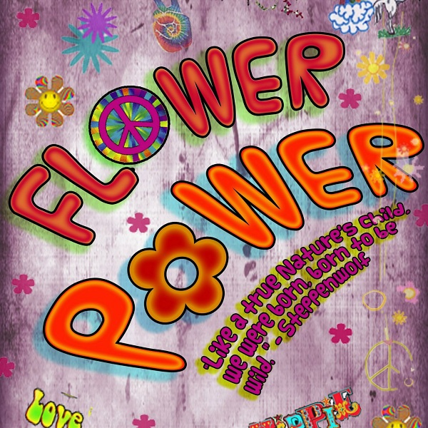 ESN Iasi - Flower Power Party in Zona/ 22 noiembrie
