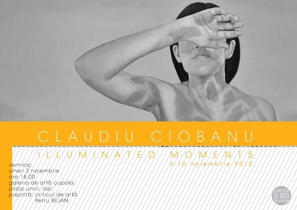 "Expozitia ""Illuminated Moments""/ 2-10 noiembrie 2012"