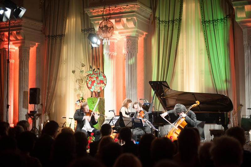 Deschiderea festivalului SoNoRo Bucuresti