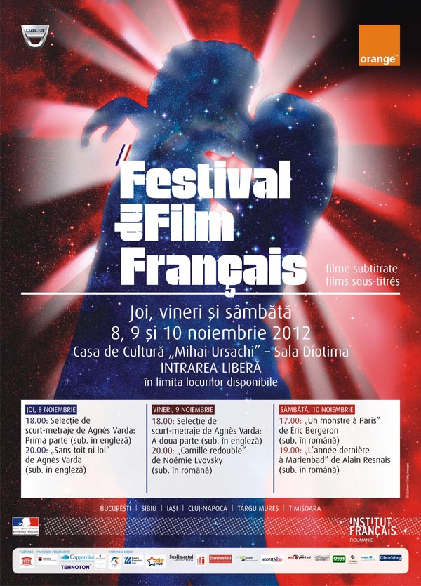 Festivalul filmului francez 2012_Iasi