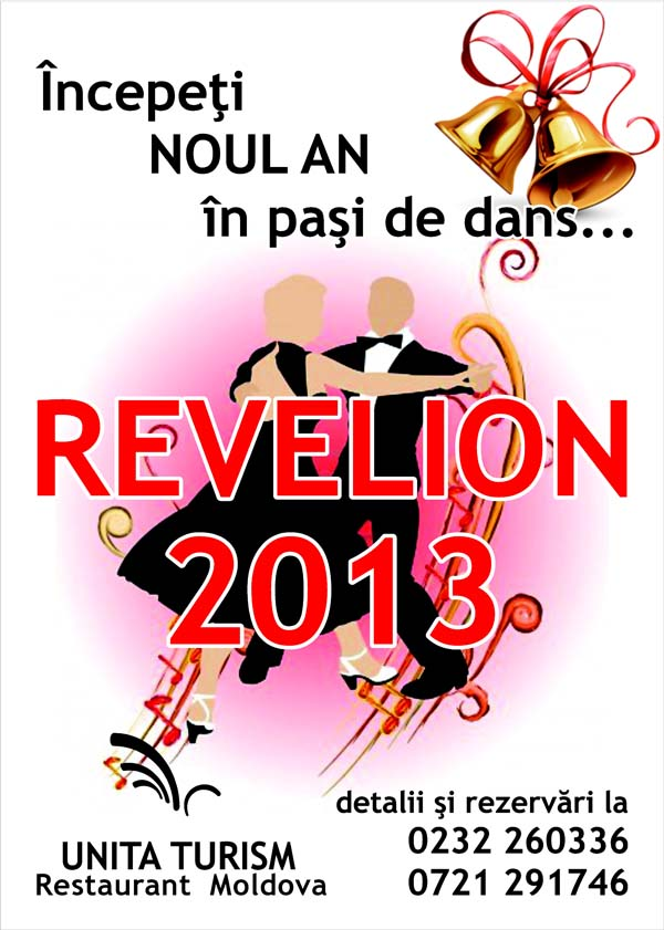 Revelion 2013 restaurant Moldova