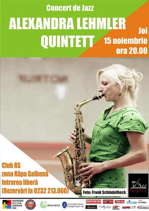 alexandra lehmer_quintett iasi
