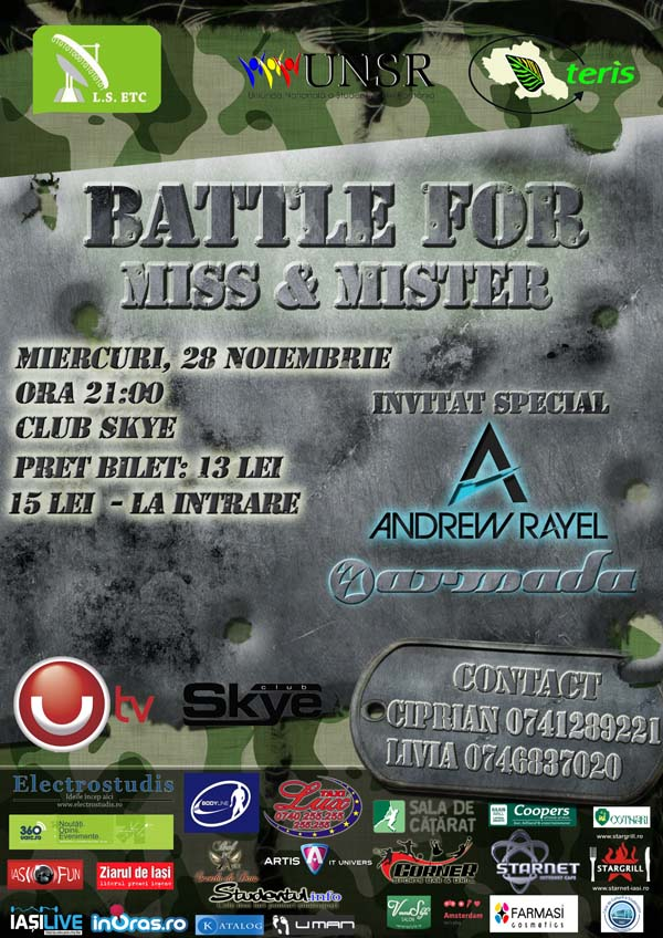 battle for miss & mister