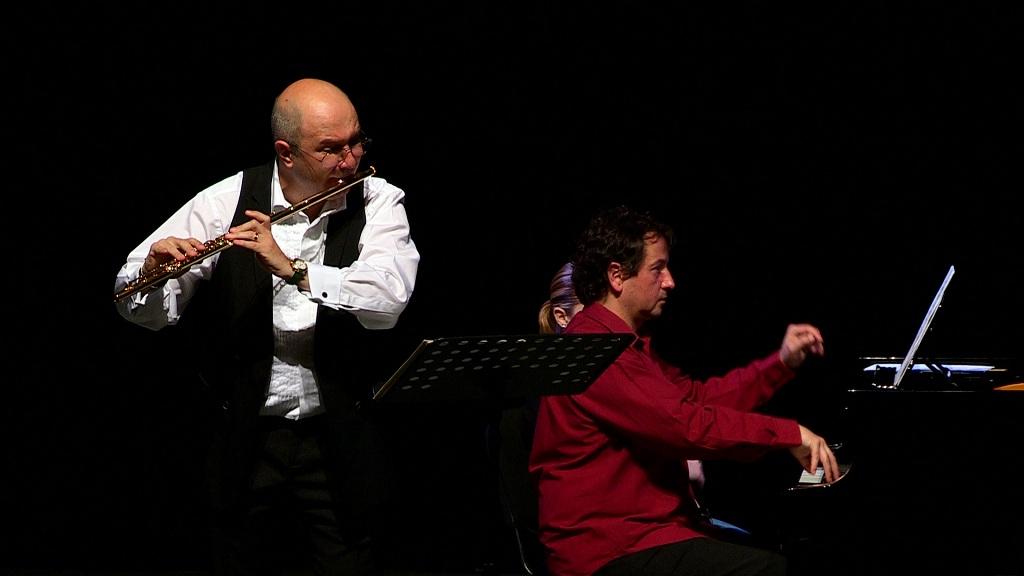 flautul de aur foto Virgil Oprina ION BOGDAN ȘTEFĂNESCU HORIA MIHAIL