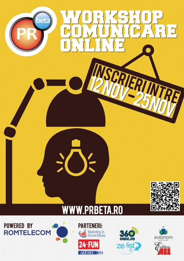prbeta_workshop comunicare online