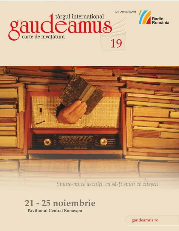 targul de carte gaudeamus 2012